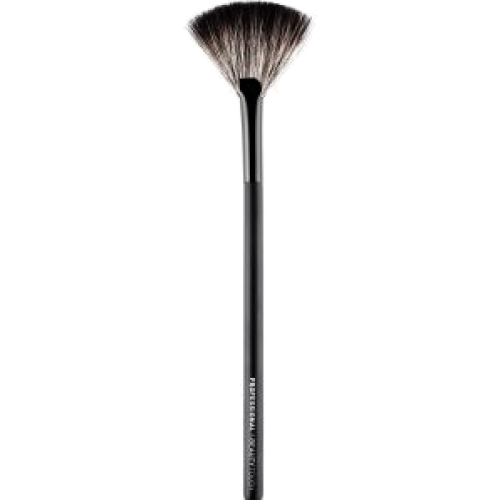 PROFESSIONAL & BEAUTY TOUCH Fan brush 135