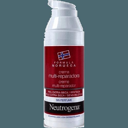 Neutrogena Crema multi-reparadora piel seca o irritada