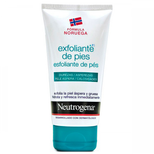 Neutrogena Crema de pies exfoliante