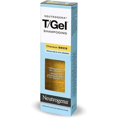 Neutrogena Champú anticaspa cabello seco