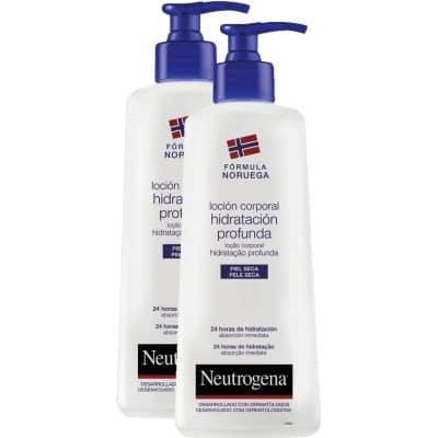 Neutrogena Neutrogena loción corporal hidratación piel seca