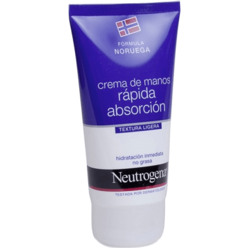 Neutrogena Neutrogena crema manos rapida absorcion