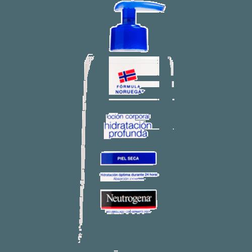 Neutrogena Loción Corporal Piel Seca de Neutrógena