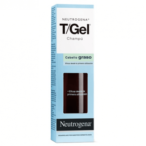 Neutrogena Champú Neutrógena T/Gel Cabello Normal/graso