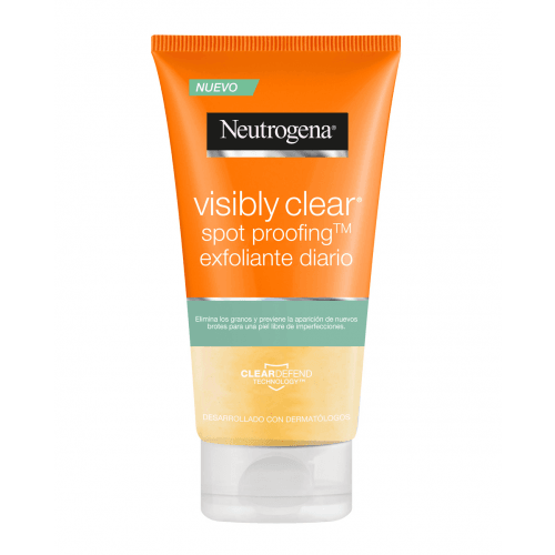 Neutrogena Exfoliante Visibly Clear Spot Proofing