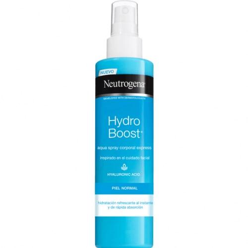 Neutrogena Hydro Boost Aqua Spray Hidratante Express Ácido H