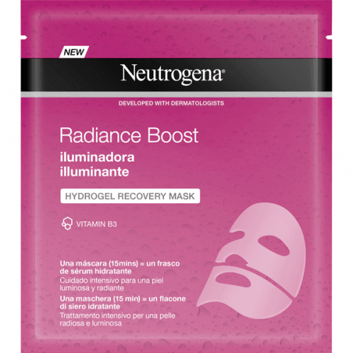 Neutrogena Neutrogena Radiance Boost Hidrogel Iluminadora