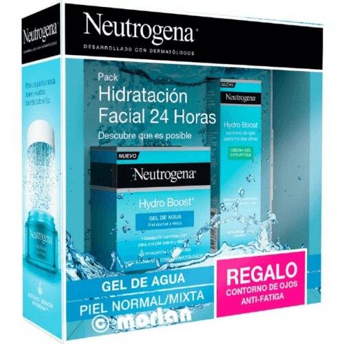 Neutrogena Pack Hydro Boost Gel de Agua