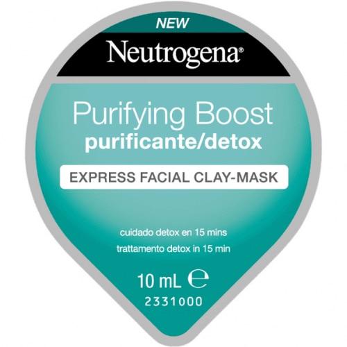 Neutrogena Purifying Boost Purificante Detox Mask