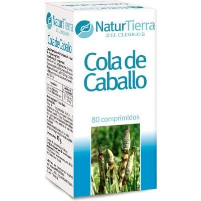 Naturtierra Comprimidos cola de caballo 80 unidades