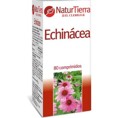 Naturtierra Comprimidos echinácea 80 unidades