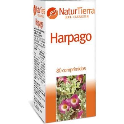Naturtierra Comprimidos harpago 80 unidades