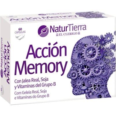 Naturtierra Complemento alimenticio acción memory