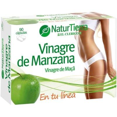 Naturtierra Complemento alimenticio vinagre de manzana en tu línea