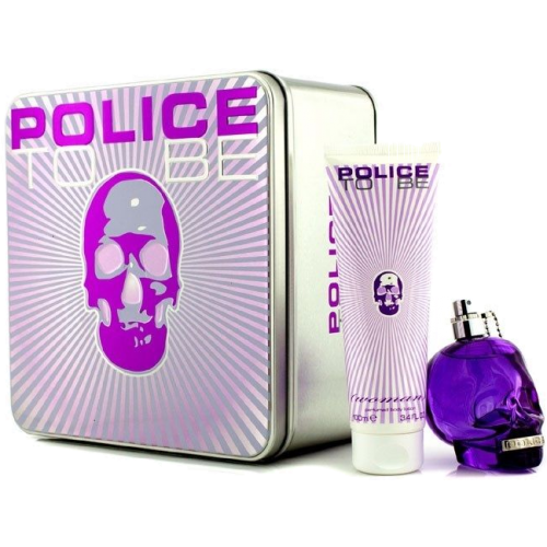 POLICE Estuche To Be Woman