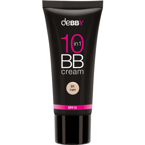 debby 10-in-1 bb cream