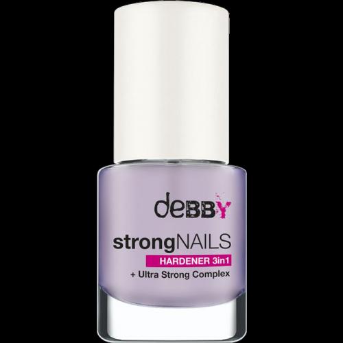 DEBBY Strong nails 3 in 1 hardener