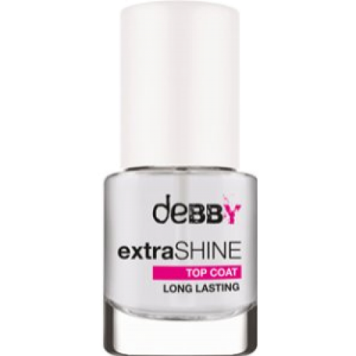 DEBBY Extra shine top coat