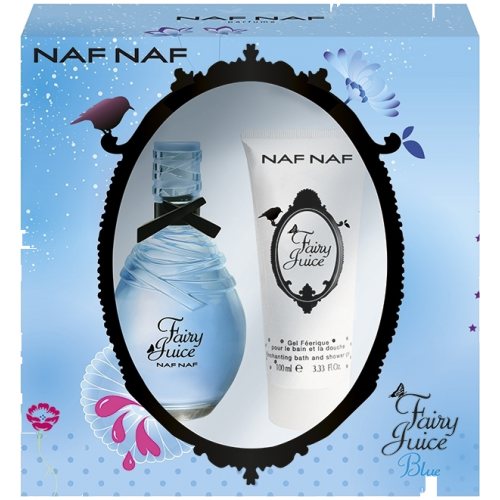 Naf Naf Estuche Fairy Juice Blue