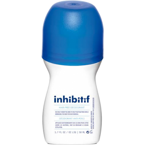 Inhibitif Desodorante roll-on sin vello 50 ml.