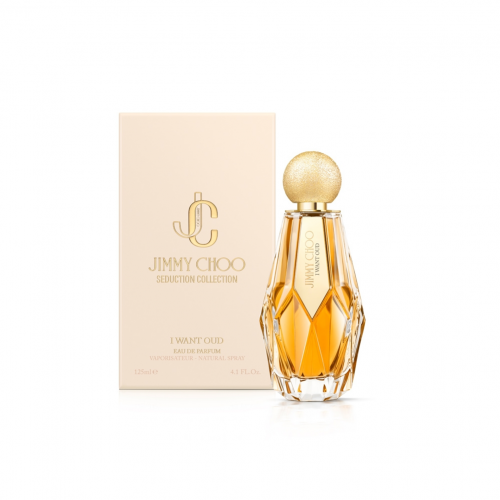 Jimmy Choo I Want Oud Eau de Parfum 125 ML
