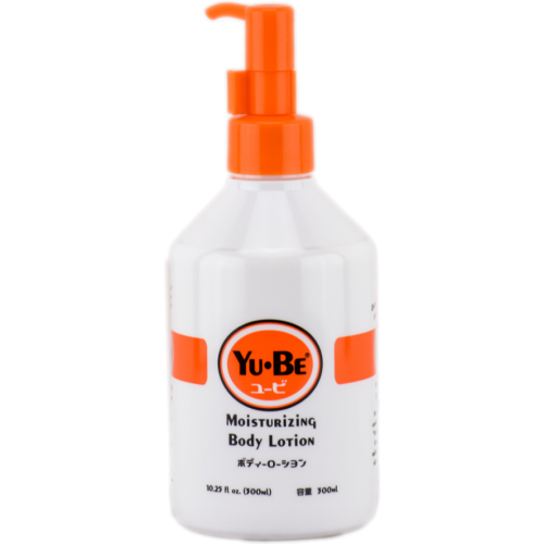 Yu-be Moisturizing body lotion