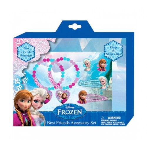 Frozen Estuche Pulseras Y Colgantes Frozen