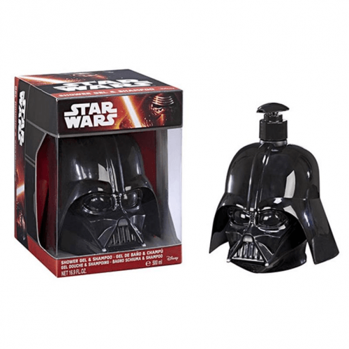 Star Wars Star Wars Figura Darth Vader Gel Champú