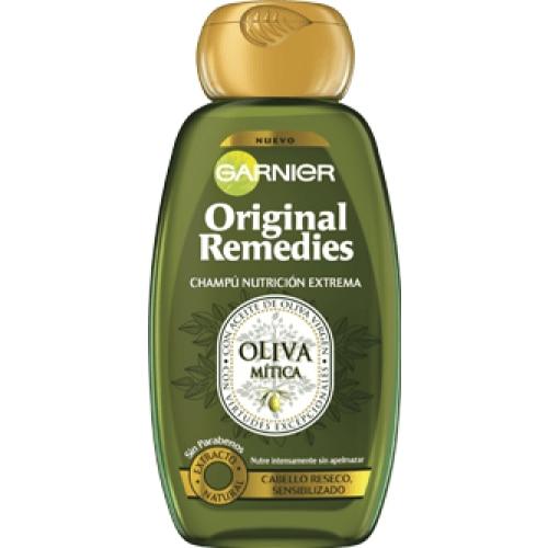Original Remedies Oliva Mitica Champu nutricion extrema