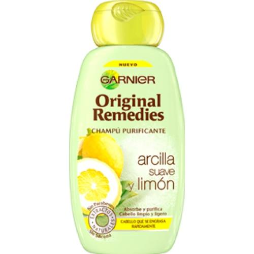 Original Remedies Original Remedies Arcilla y Limon