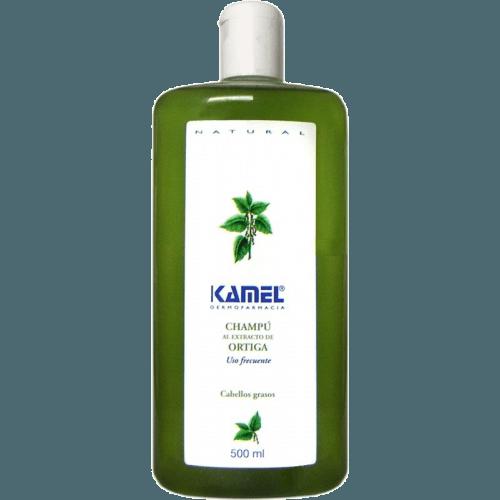 Kamel Kamel champú ortiga