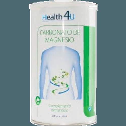 H4u Health4u carbonato de magnesio