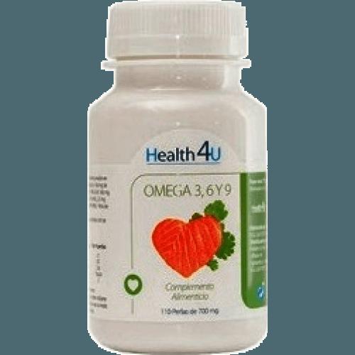 H4u Health4u omega 3,6,9