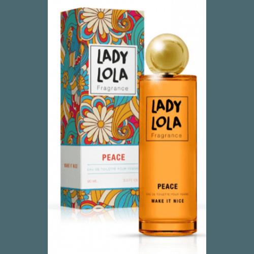 LADY LOLA Lady lola fragance peace
