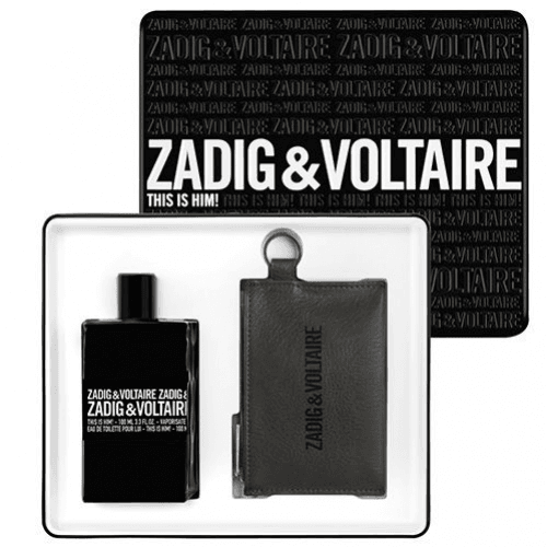 Zadig Y Voltaire Estuche This is Him Zadig&Voltaire Eau de Toilette
