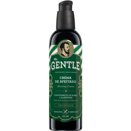 Mr. Gentle Mr gentlecrema afeitado
