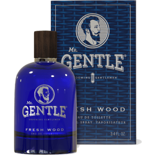 Mr. Gentle Mr gentle fresh wood