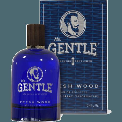 Mr. Gentle Mr gentle fresh wood