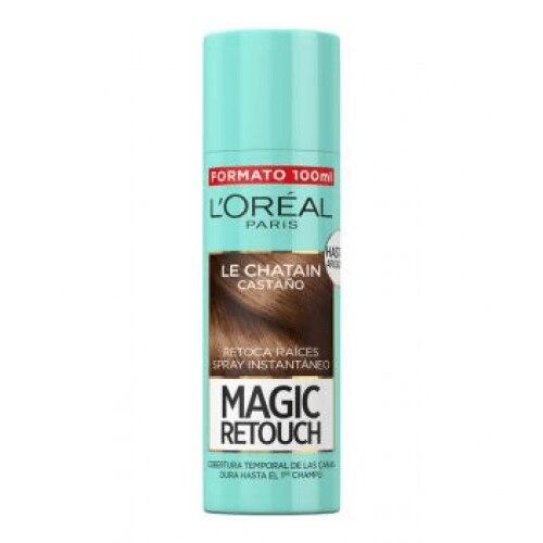 Magic Retouch Magic Retouch Spray Castaño