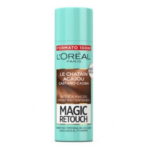 Magic Retouch Magic Retouch Spray Castaño Caoba