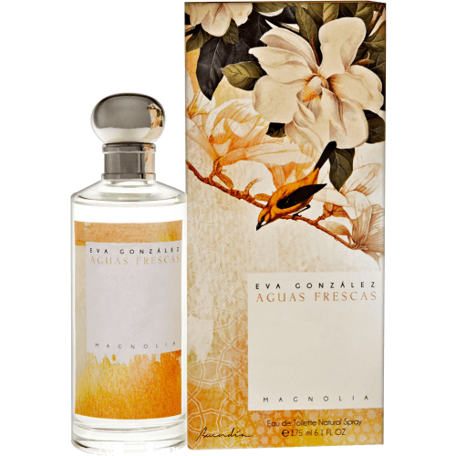 Eva González Eva Gonzalez Agua Fresca de Magnolia