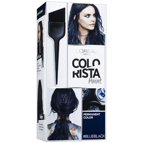 Colorista Tinte colorista paint blue black