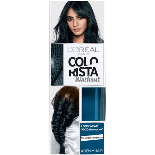 Colorista Colorista Washout 19 Denim Hair