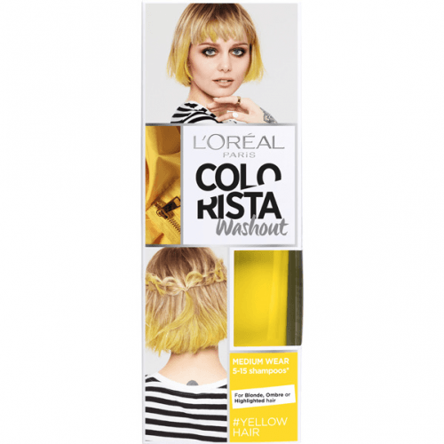 Colorista Tinte Colorista Washout 12 Yellow Hair