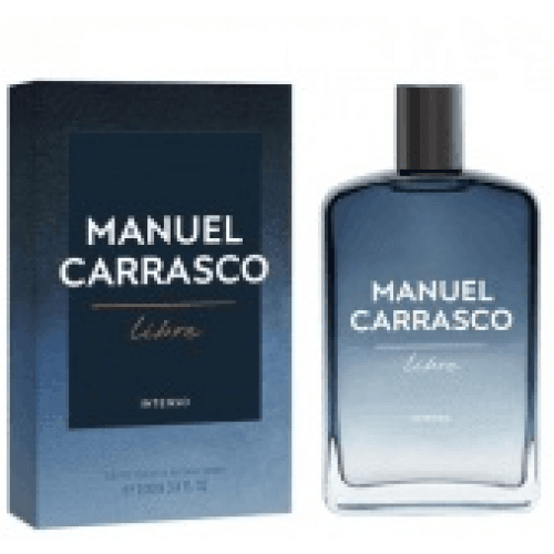 Manuel Carrasco Libre Intense EDT