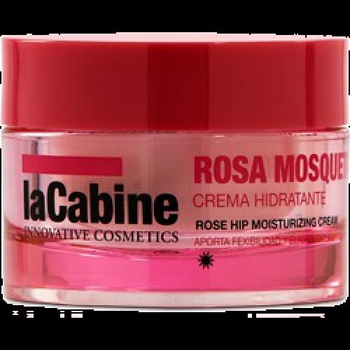 La Cabine Crema hidratante rosa mosqueta