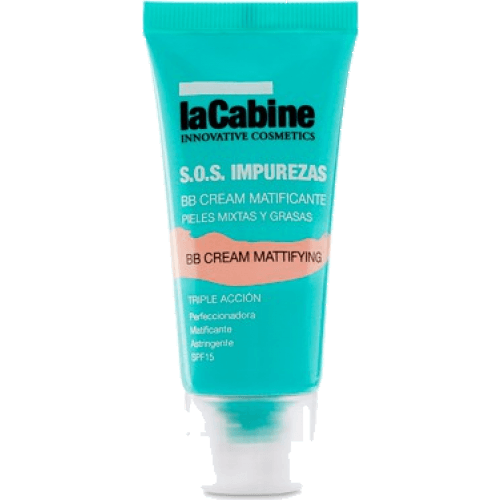 La Cabine Bb cream cream matificante