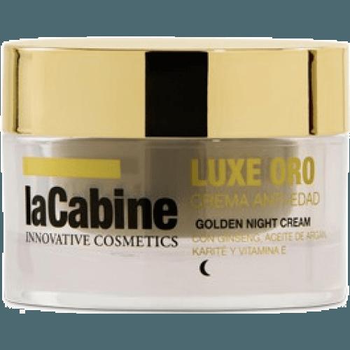 La Cabine Luxe oro crema anti-edad noche