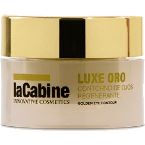 La Cabine Luxe oro contorno de ojos regenerante