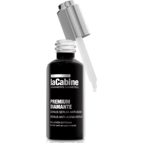 La Cabine Premiun Diamante Genius Serum Anti Edad